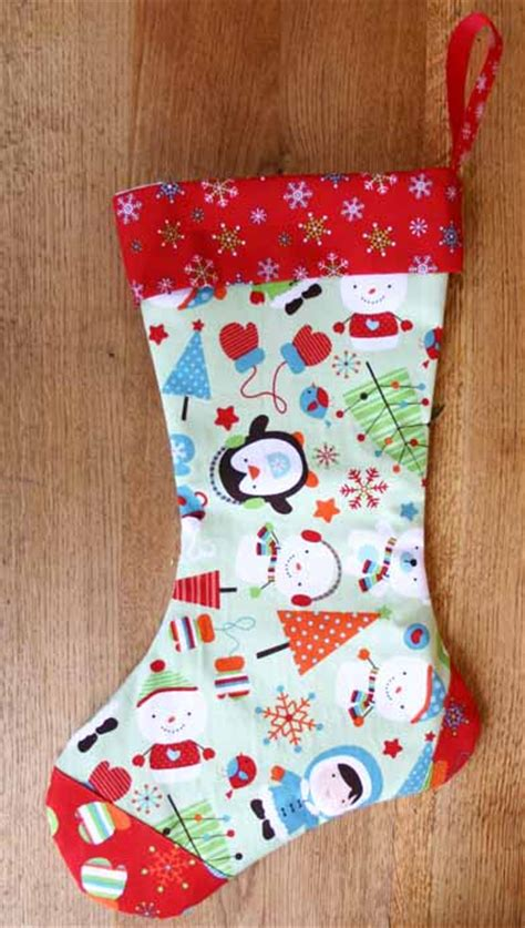pattern christmas stocking seamzine season no 1 free sewing pattern christmas