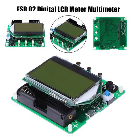 transistor usb esr02 digital lcr messger 228 t multimeter transistor pr 252 fger 228 t usb schnittstellen76 ebay