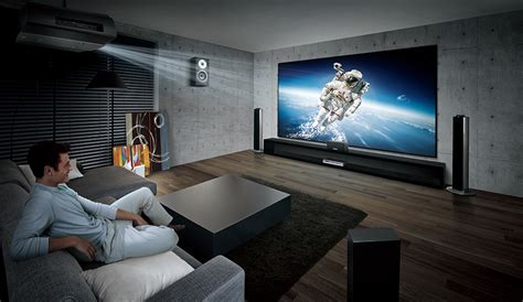 projector   family    tv