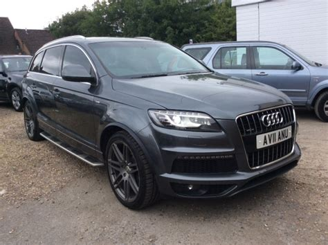 audi reading uk reading audi q7 2011 3 0 in condition