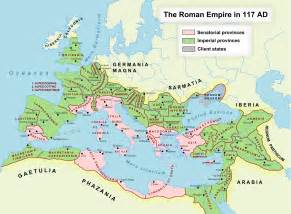 39 maps that explain the roman empire vox