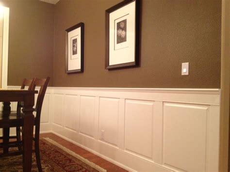 How To Install Raised Panel Wainscoting by Best 25 Raised Panel Ideas On Raised Panel