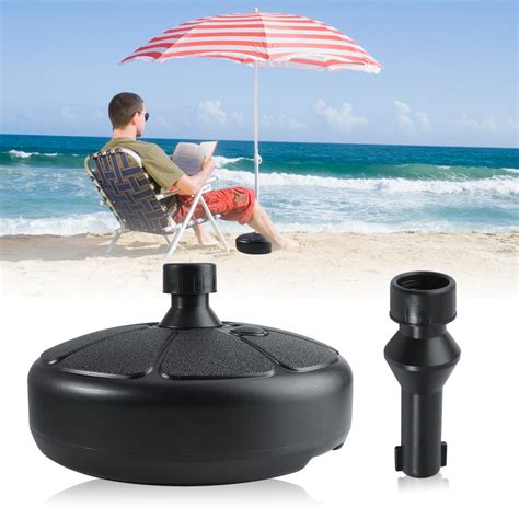 Water Filled Umbrella Base Stand Self filled Patio Yard
