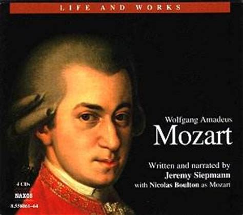 mozart biography and works buy now