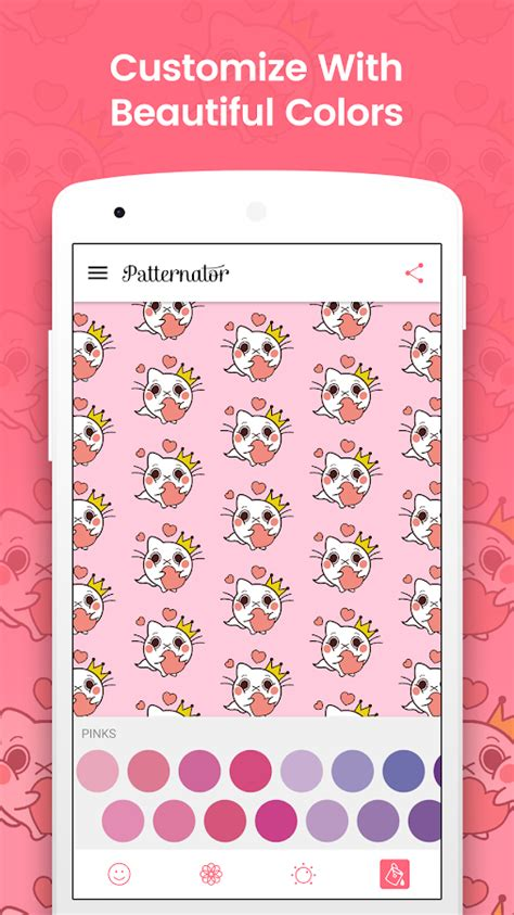 patternator android patternator cutest wallpapers android apps on google play