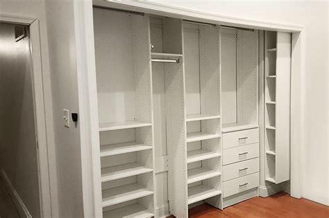 Custom Small Closet by Custom Reach In Closets Small Space Organization Designers Closet America