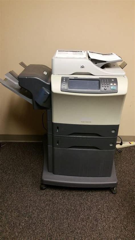 nvram reset hp m4345 mfp super clean hp laserjet m4345 mfp all in one laser printer