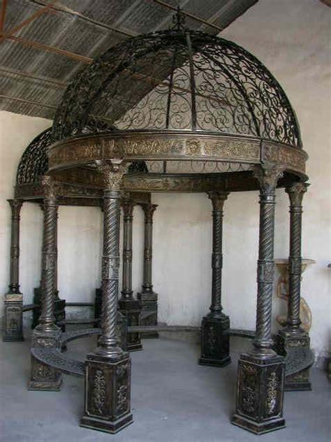 pavillon rund 3m galerie dekor