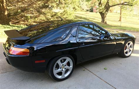 porsche 928 black 1989 porsche 928 s4 black black auto for sale or trade