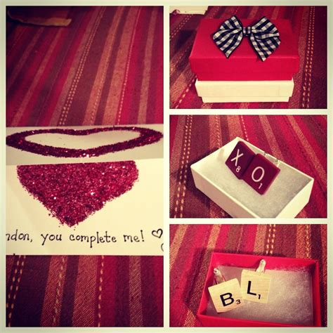 Handmade Ideas For Valentines Day - 24 lovely s day gifts for your boyfriend