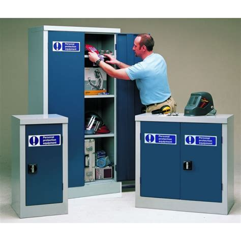 Personal Protective Equipment Cabinet   PPE & First Aid