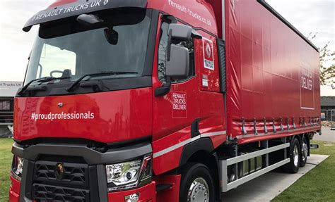 renault trucks proudprofessionals initiative celebrates