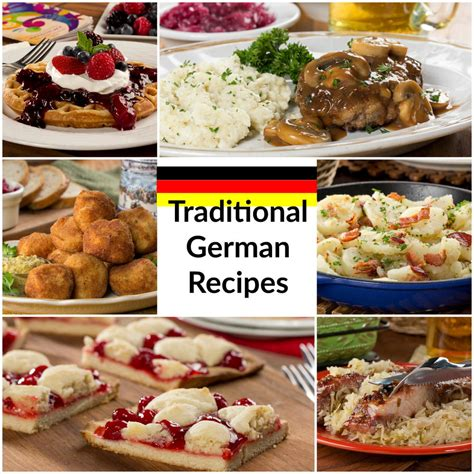 traditional recipes 21 traditional german recipes you can t miss mrfood