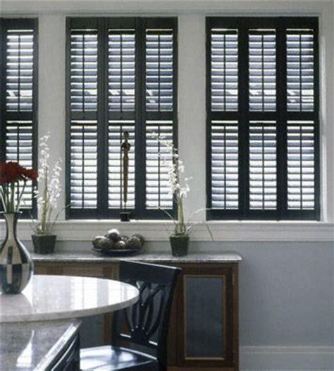 black plantation shutters non traditional black plantation shutters favorite