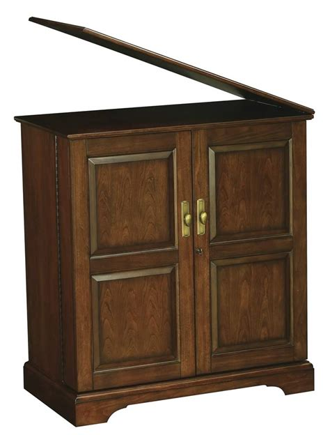 Howard Miller Bar Cabinet 695116 Howard Miller Americana Cherry Portable Wine And Bar Cabinet