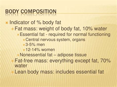 weight management for athletes weight management in athletes lecture