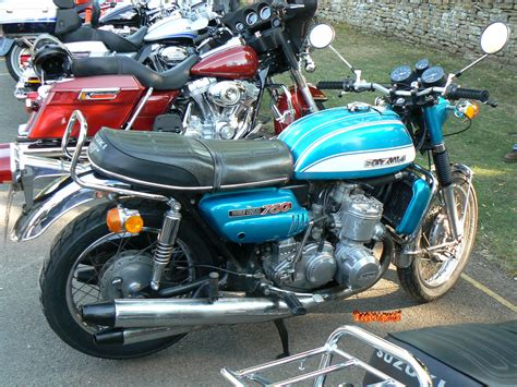 Suzuki Water 750kettle