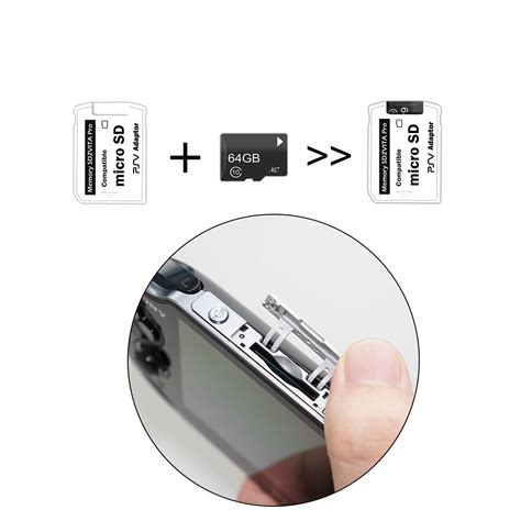 sd2vita psv micro sd memory card reader adapter 3 6 fit for ps vita psv use 657472295511 ebay