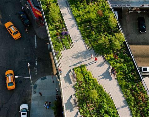 high  highline park linear park high