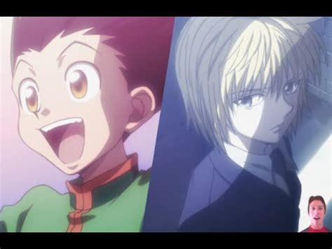 hunter  hunter  final episode  review anime   youtube