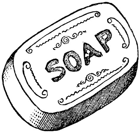 Handmade Graphics - soap clipart etc