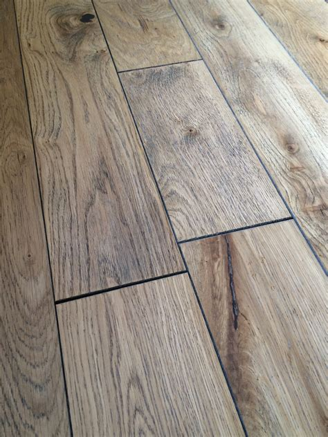 lugano brushed oak 18 5mm x 125mm rustic engineered wood