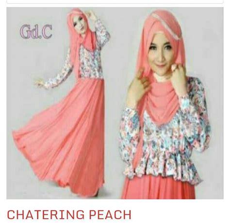 Gamis Cantik Quot longdress muslim murah baju muslim dress wanita