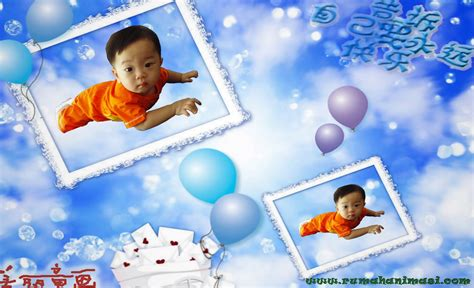 Design Foto Baby | rumah animasi baby photo design collection