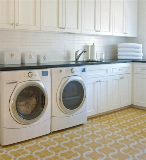 design laundry room online yellow laundry room flooring design home interiors