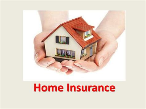 ppt cheap home insurance a must for all homeowners