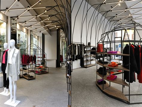 Stores In Beirut Joseph Store By Ra 235 D Abillama Architects Beirut Lebanon 187 Retail Design