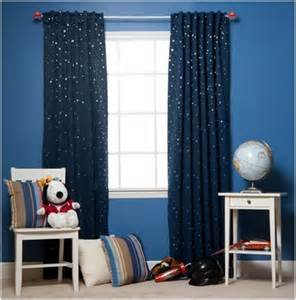 boys curtains stars cameron s spacey room project