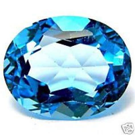 Gemstone Blue Topaz 2 6 carat swiss blue topaz gemstone for saturn