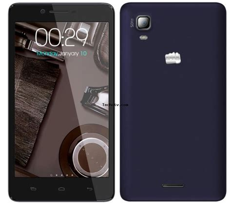 Micromax Canvas Doodle 3 Phone Specifications Price