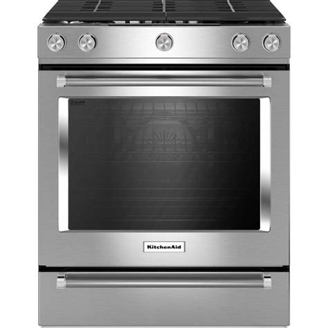 range kitchen appliances kitchenaid ksgg700ess