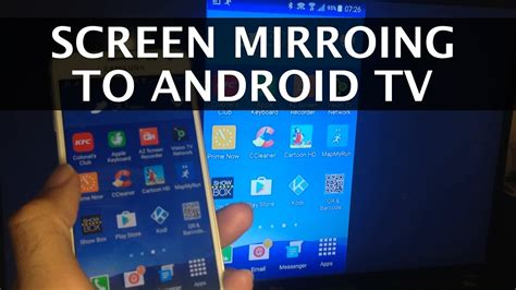 android miracast how to mirror your screen to android tv box miracast