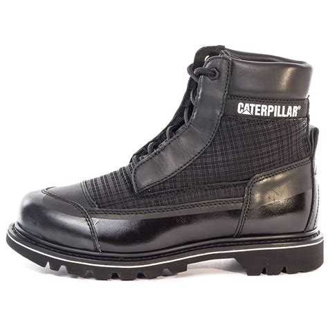 Caterpilar Leather caterpillar special edition weldon mens ankle boots