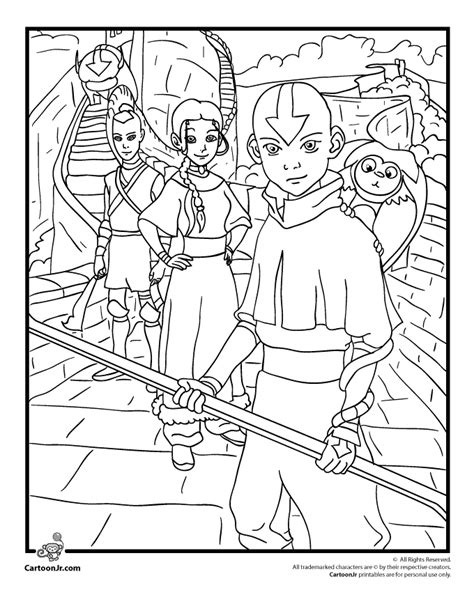 Pdf Avatar Last Airbender Coloring Book by Great Wall Of China Easy Drawing Sketch Coloring Page
