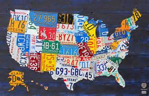 license plate and license plate maps by design turnpike