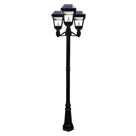 Solar L Post Lights Reduce Energy Costs by Solar Imperial Ii L Post Outdoor Solar Store