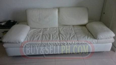 Sofa Bed White Leather For Sale Philippines Find New White Leather Sofa Bed Sale