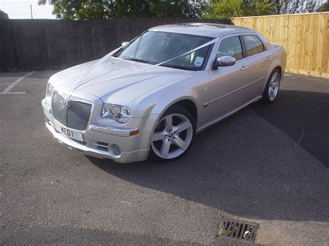 norwich wedding cars chrysler 300c bentley startech
