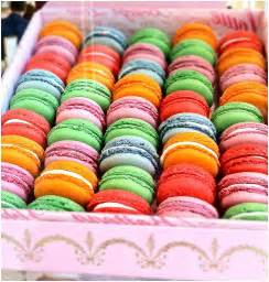 colorful macaroons colorful macaroons suzanne flickr