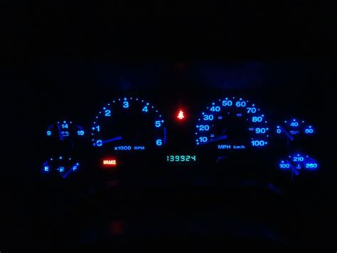 jeep wrangler dashboard lights tj dash lights mod easy and cheap page 15 jeep