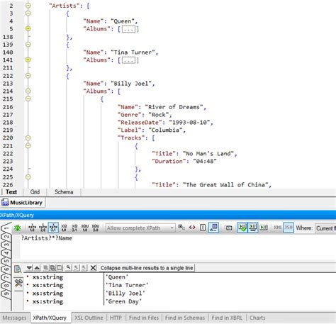 xquery tutorial online top five features in altova s latest release altova blog