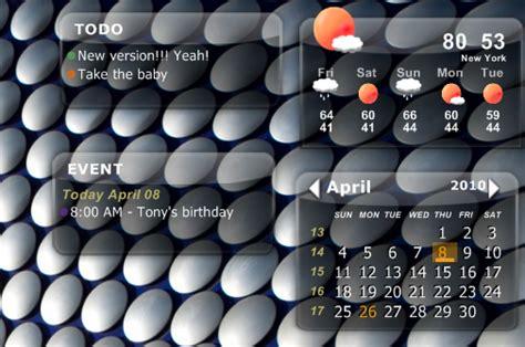 Icalendar For Pc Desksware 187 Desktop Calendar