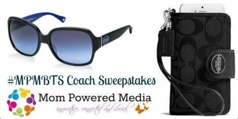Coach Sweepstakes - mpmbts coach sweepstakes 8 14