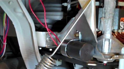speed queen washer motor and transmission youtube