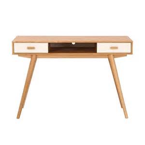 sofia desk scandinavian furniture milan direct
