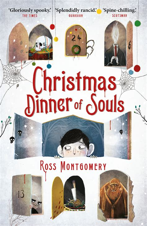christmas dinner of souls 0571317979 christmas dinner of souls ross montgomery